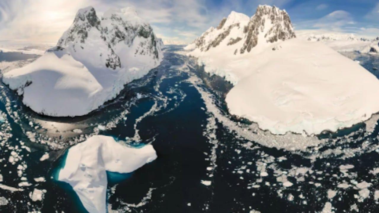 Océano Austral, el nuevo quinto océano de la Tierra (Getty Images)
