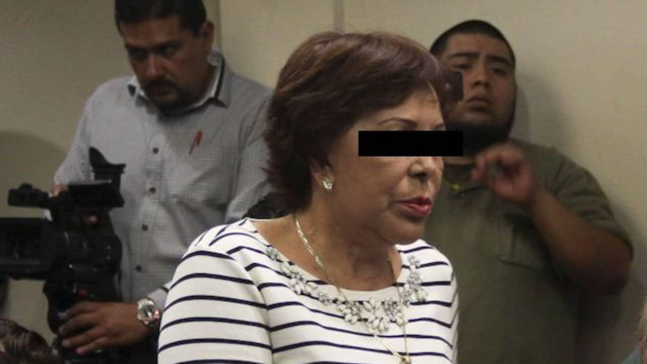 Alejandra Barrios, líder de ambulantes (Cuartoscuro)