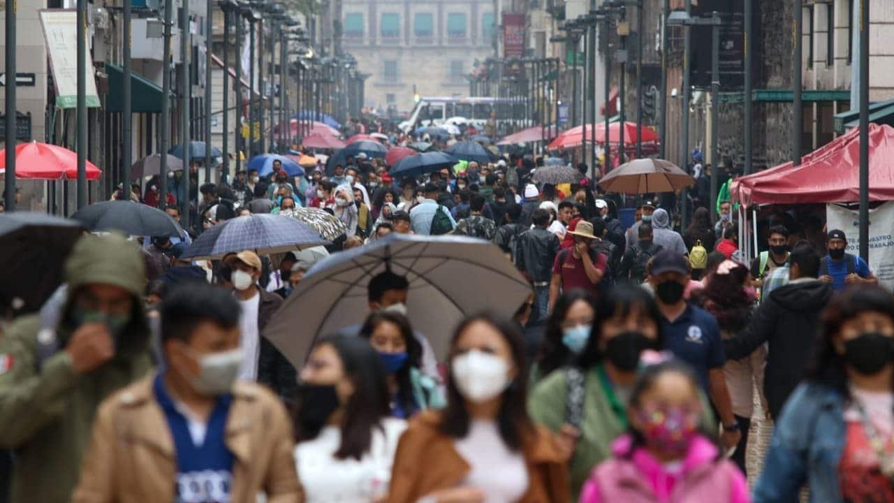 Onda Tropical No. 1 ingresará por sureste mexicano causando fuertes lluvias