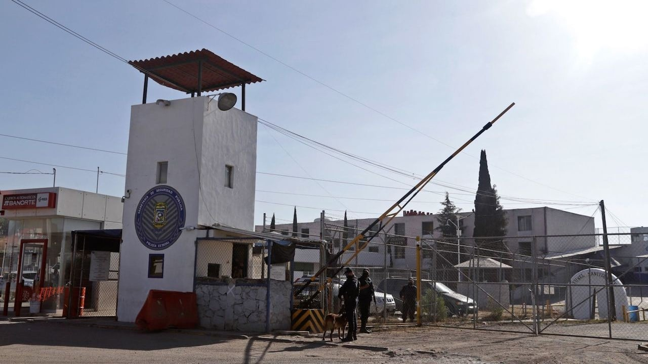 Penal de San Miguel, en Puebla (Cuartoscuro, archivo)