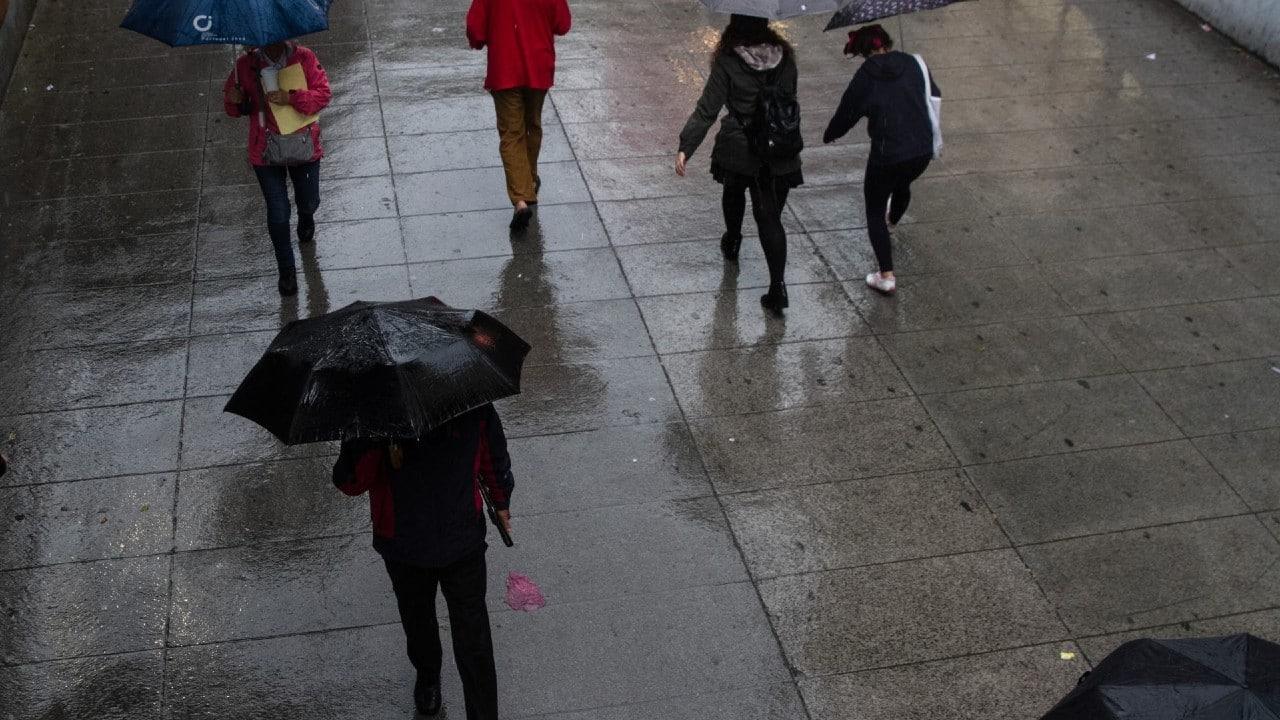 Persistirán lluvias en Chiapas, Guerrero, Oaxaca y Veracruz