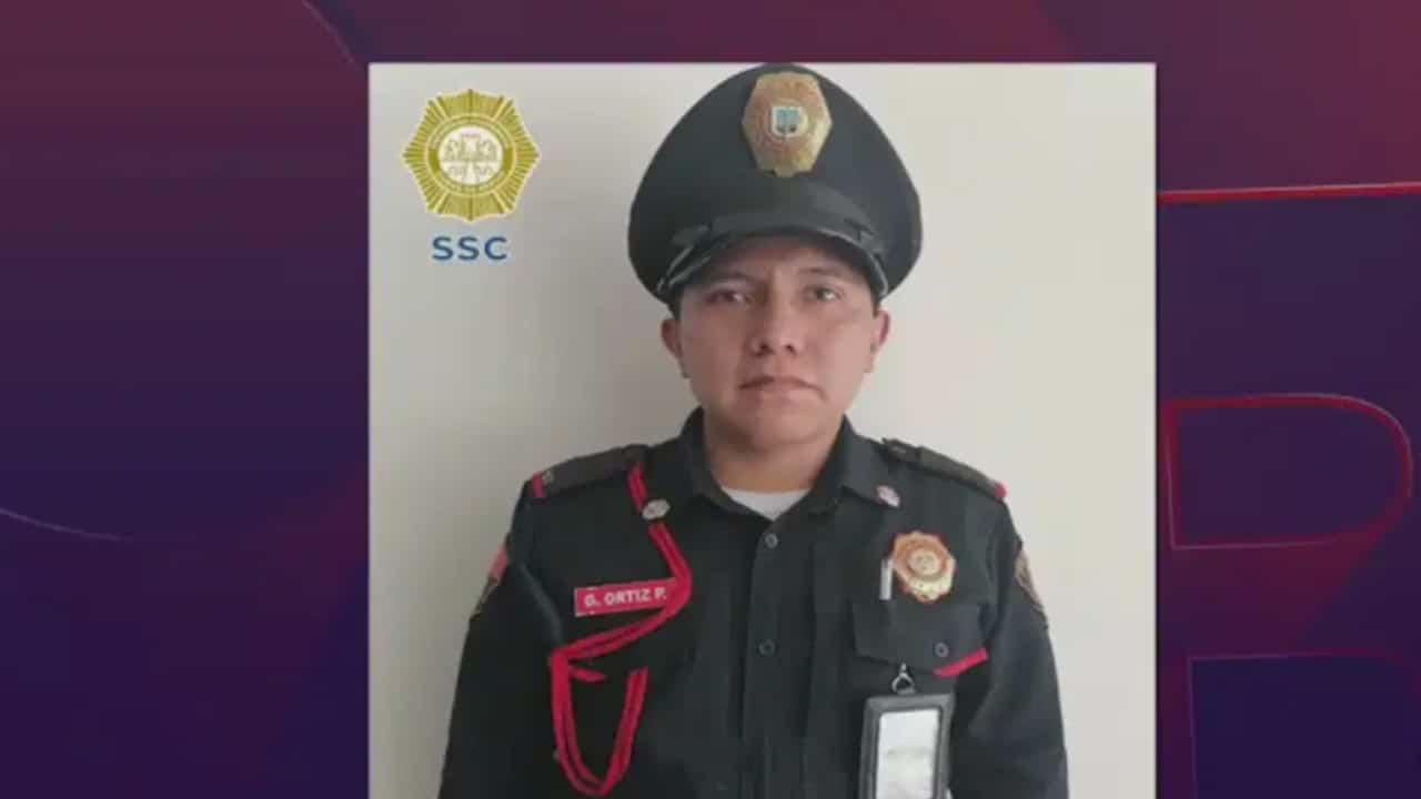 Policía de CDMX entrega dinero que se encontró en el Instituto Nacional de Cancerología (Secretaría de Seguridad Ciudadana)
