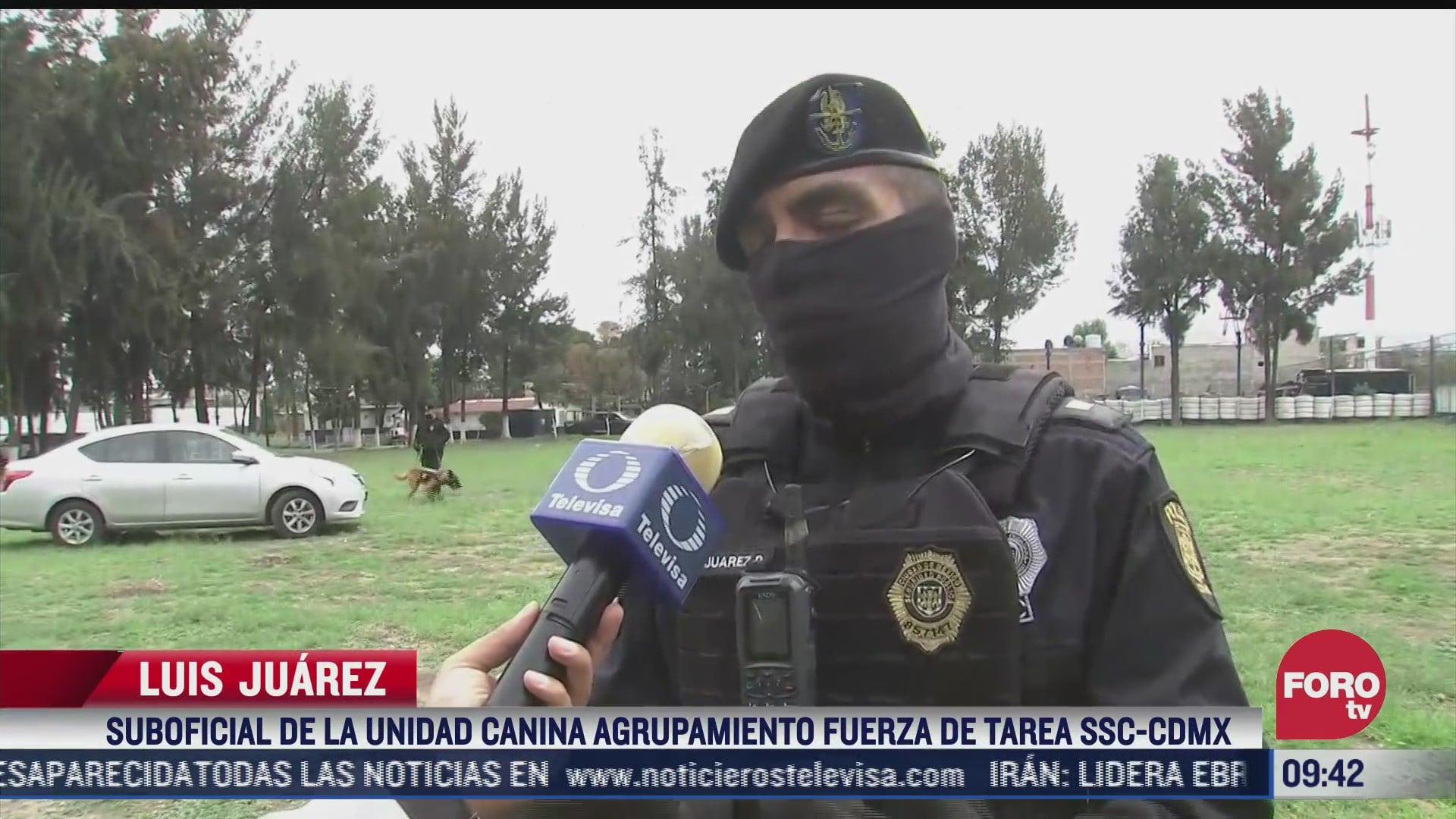 policias capitalinos celebraran el dia del padre trabajando