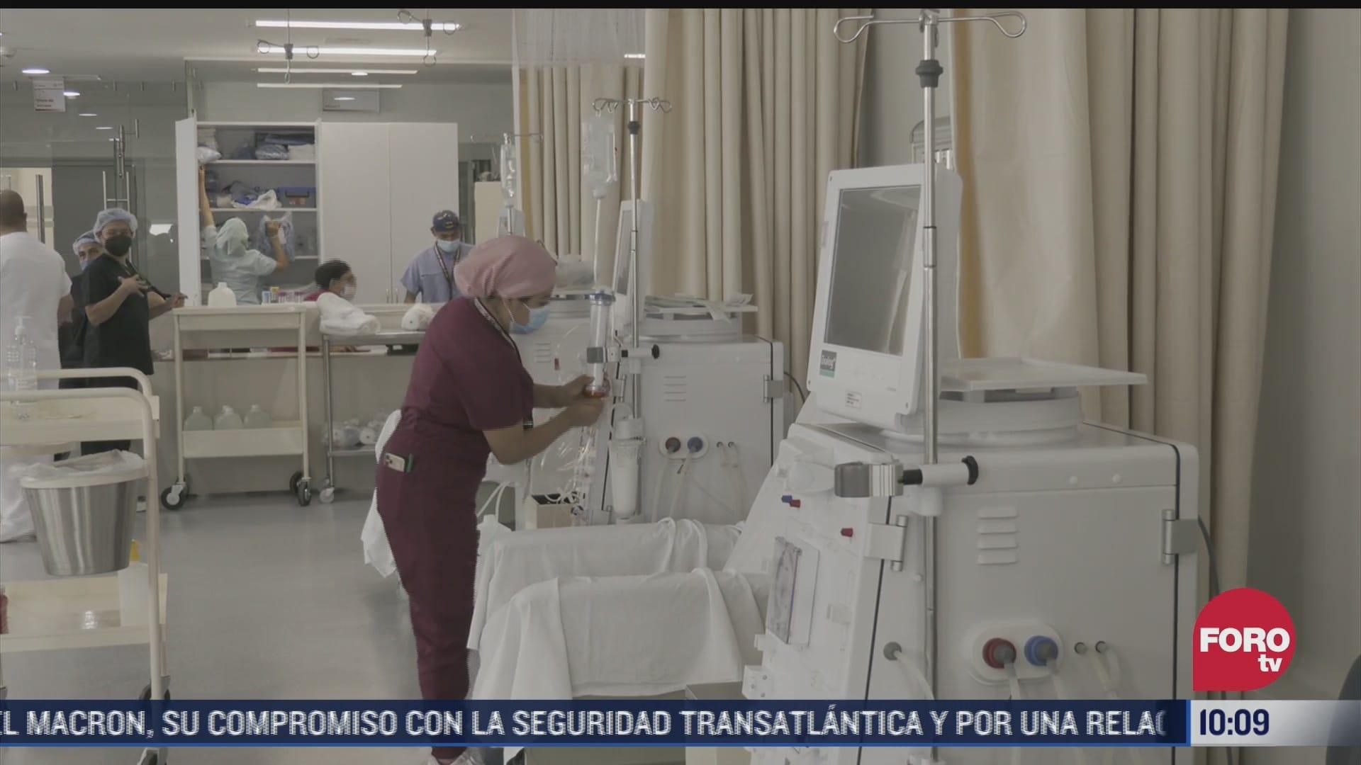 Ponen en marcha programa de trasplante de médula ósea en CDMX