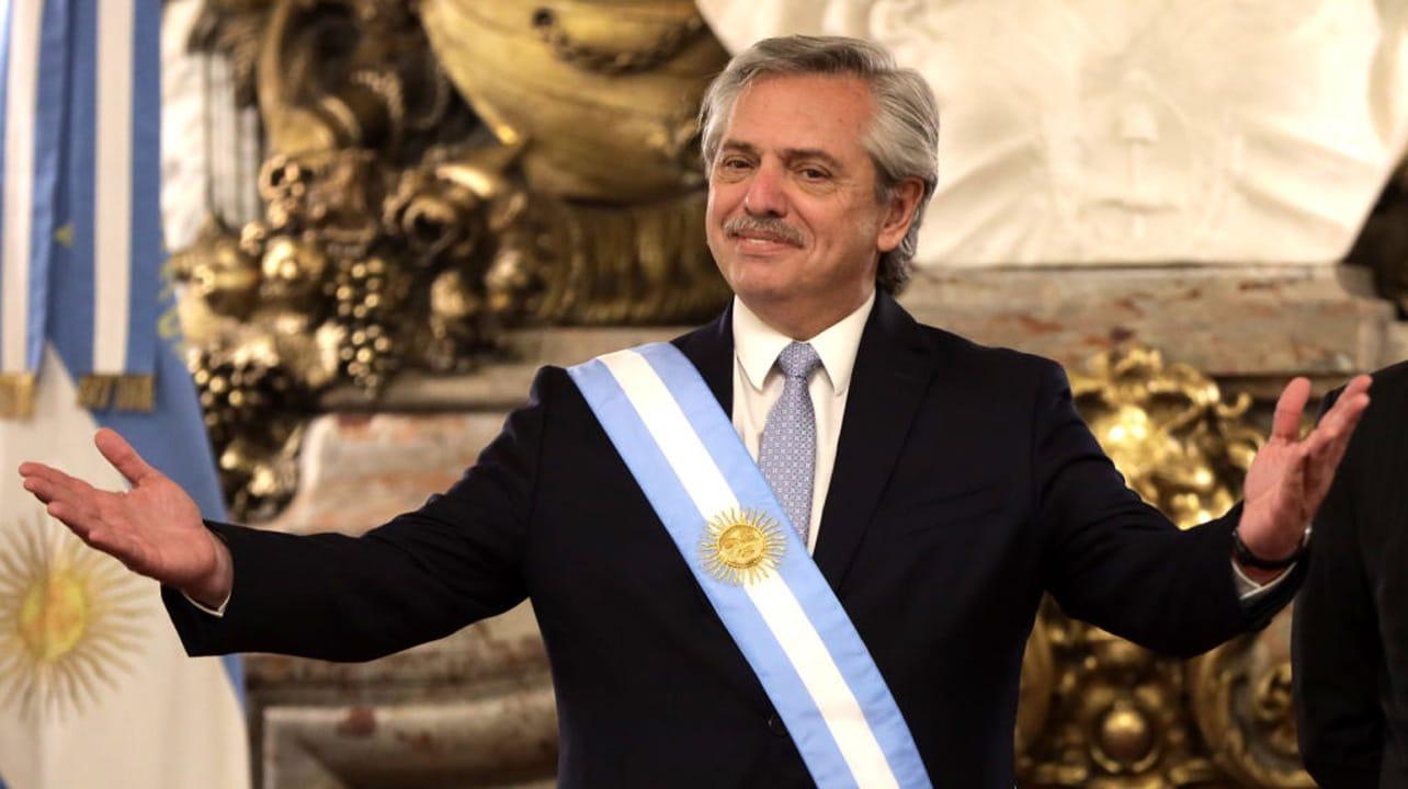 Por que presidente de Argentina Alberto Fernández dijo que los mexicanos salieron de los indios