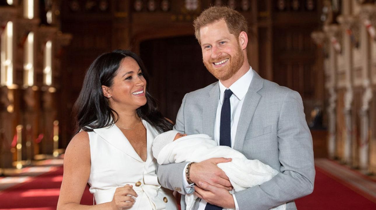 Por qué Meghan Markle y el príncipe Harry llamaron Lilibet a su hija