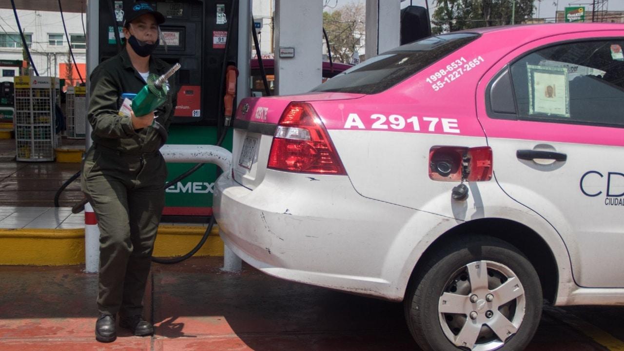 ¿Cuál es el precio de la gasolina hoy 5 de junio en CDMX?