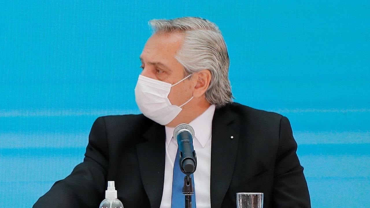 presidente de Argentina, Alberto Fernández (2)