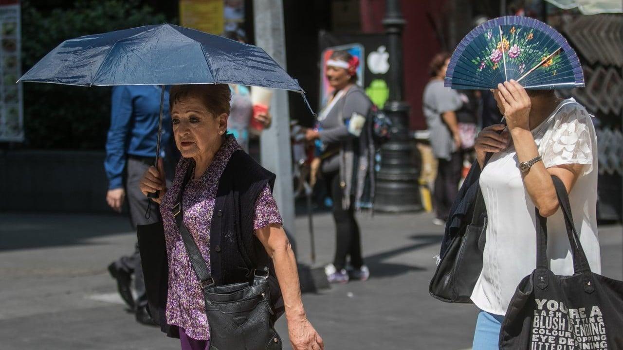 Pronostican temperaturas de hasta 45 grados Celsius en 11 estados del país