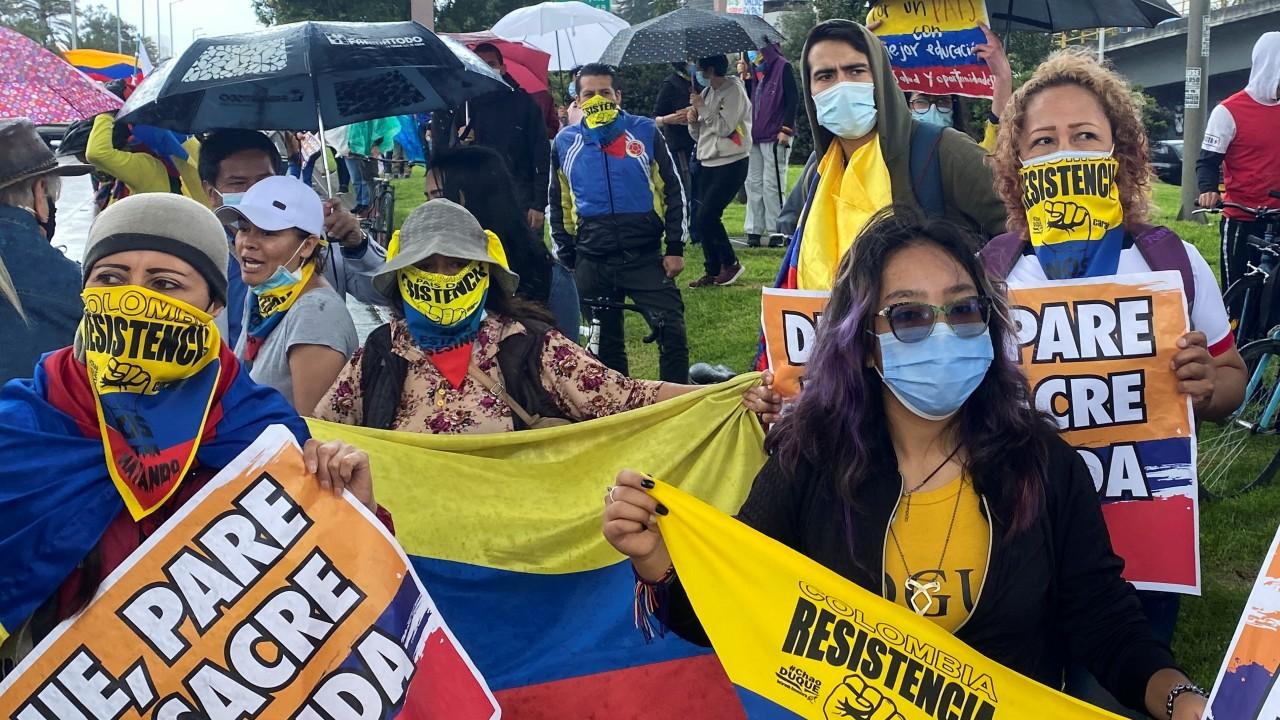 Gobierno-colombiano-acusa a-Comité-de-Paro-de-romper-diálogo