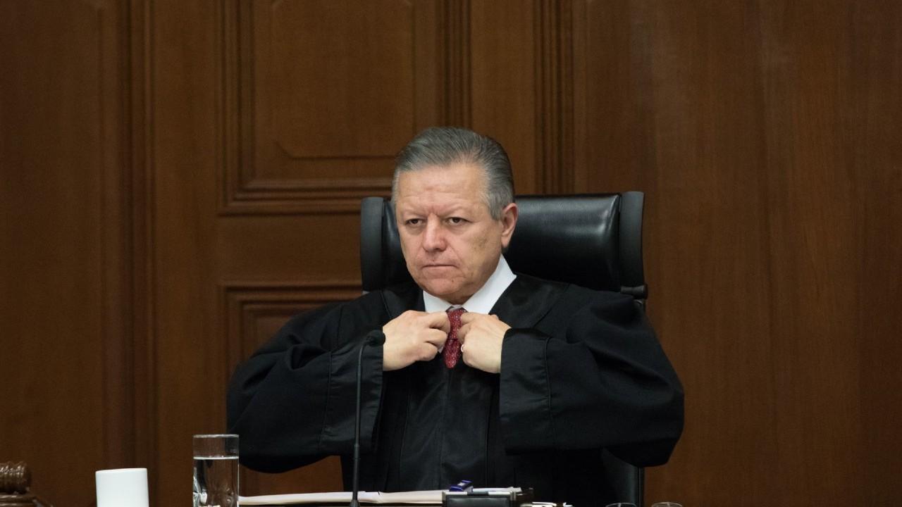 Publican reforma que extiende dos años el periodo de Arturo Zaldívar en la SCJN