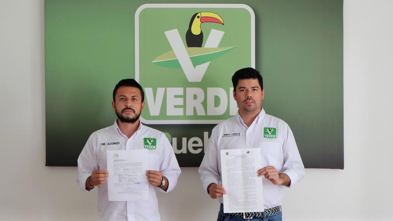 PVEM retira candidatura de Acajete a Porfirio Lima y lo denuncia tras fingir su secuestro