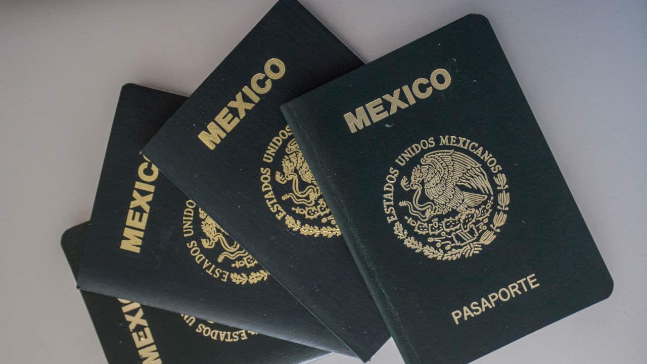 Tipos de pasaporte mexicano que existen y sus características