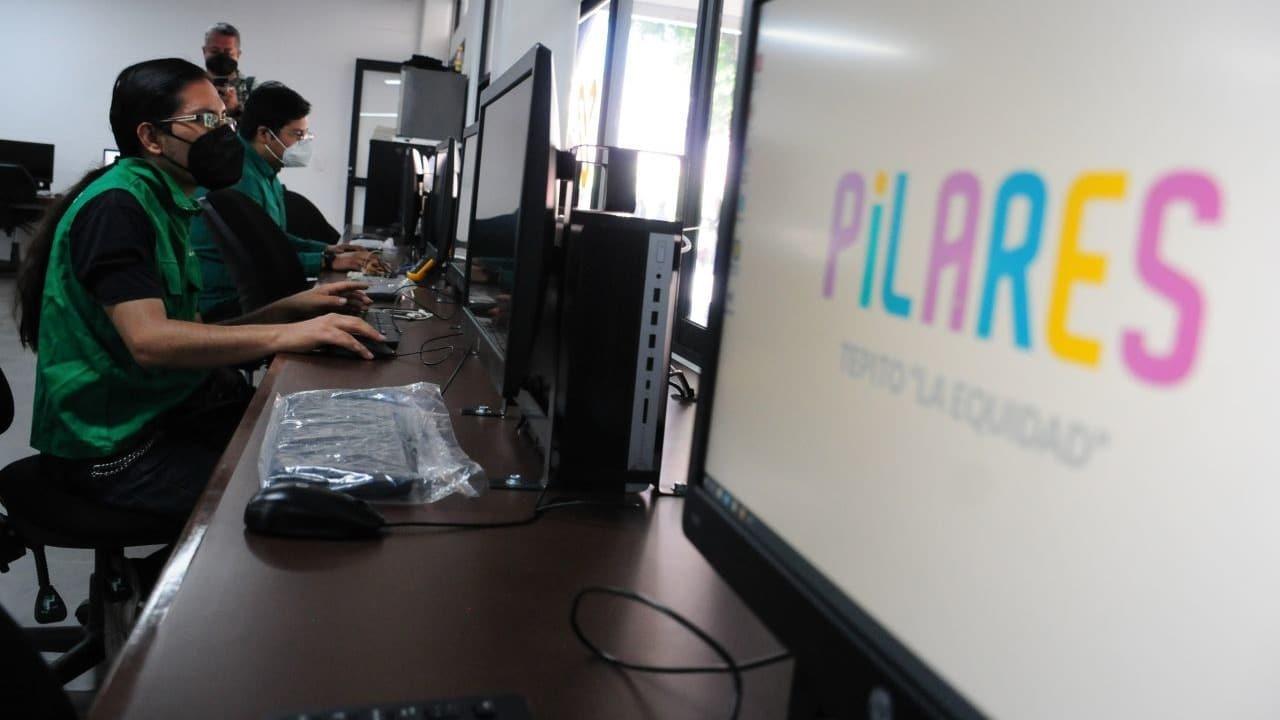 Reabren 80 centros Pilares en la CDMX tras cambio de semáforo epidemiológico