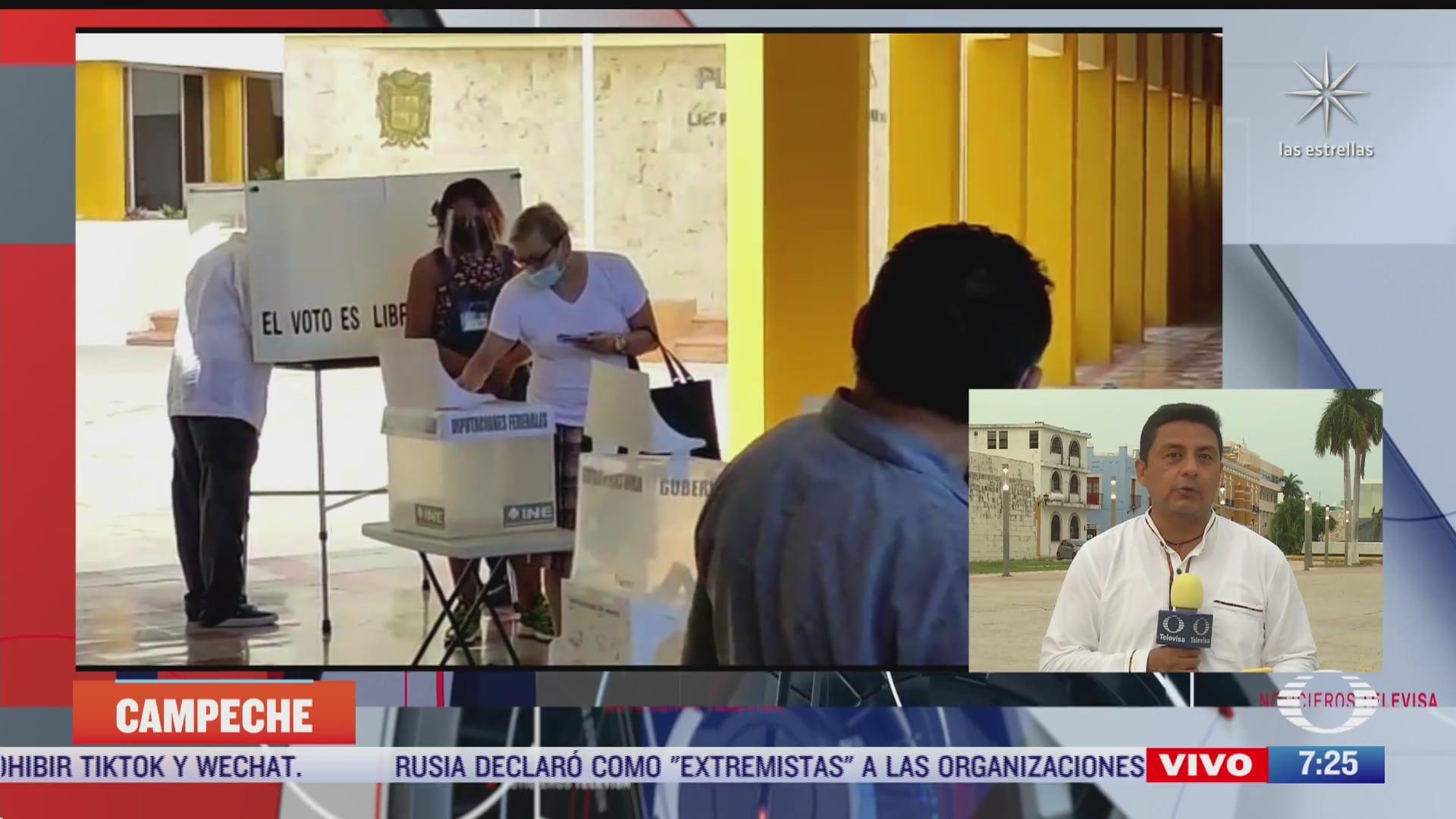recontaran votos en campeche