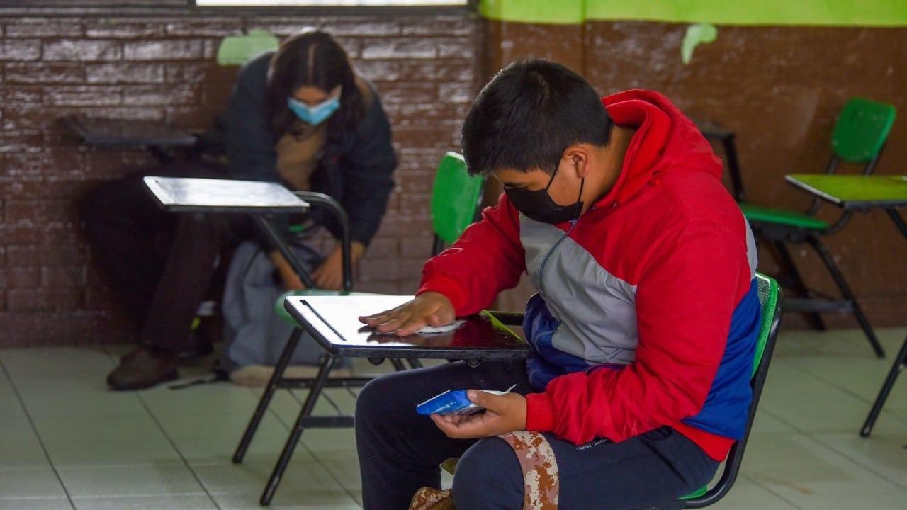 Regreso a clases en la Ciudad de México
