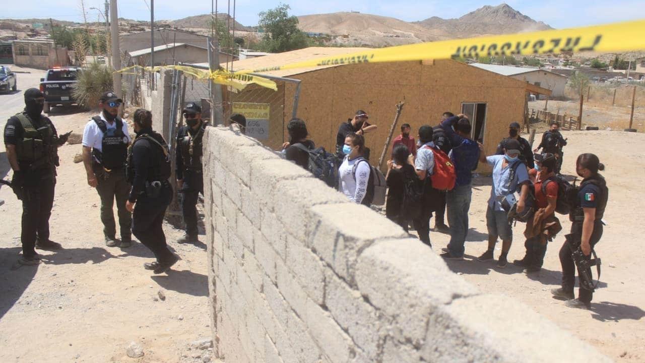 Rescatan a 140 migrantes en Ciudad Juárez; estaban secuestrados