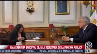 roberto salcedo se convierte en el nuevo secretario de la funcion publica