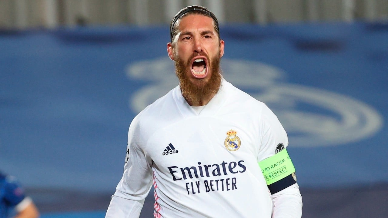 Sergio Ramos, futbolista español, de 35 años de edad (EFE)