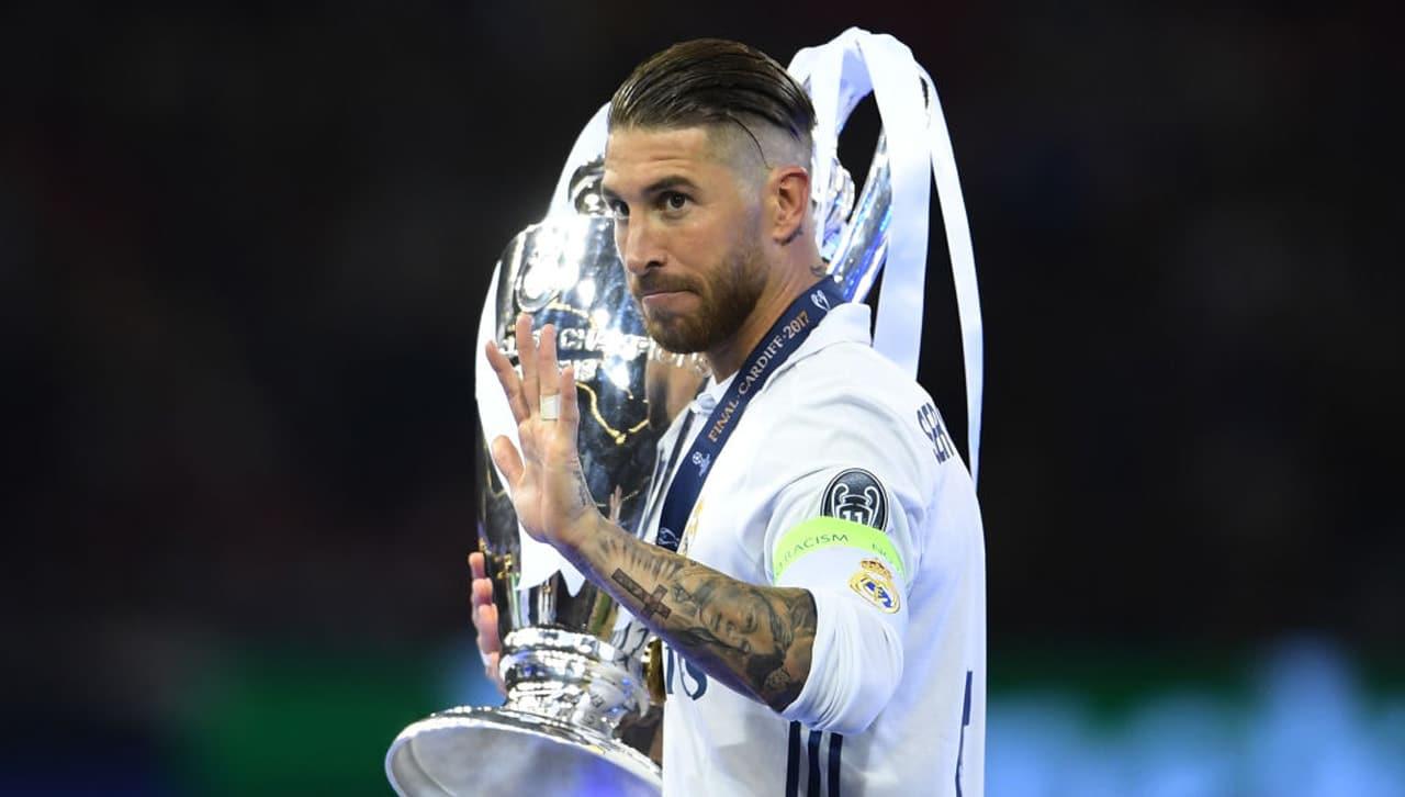 Sergio Ramos se va del Real Madrid y estos fueron sus mejores momentos y goles