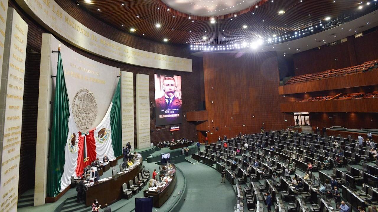 Sesión en la Cámara de Diputados (Cuartoscuro)