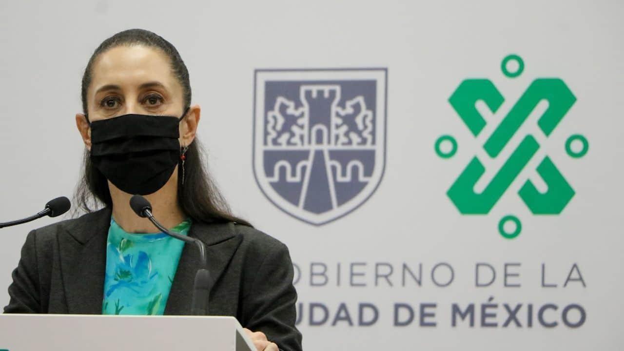 Claudia Sheinbaum, jefa de Gobierno de la CDMX (Cuartoscuro)