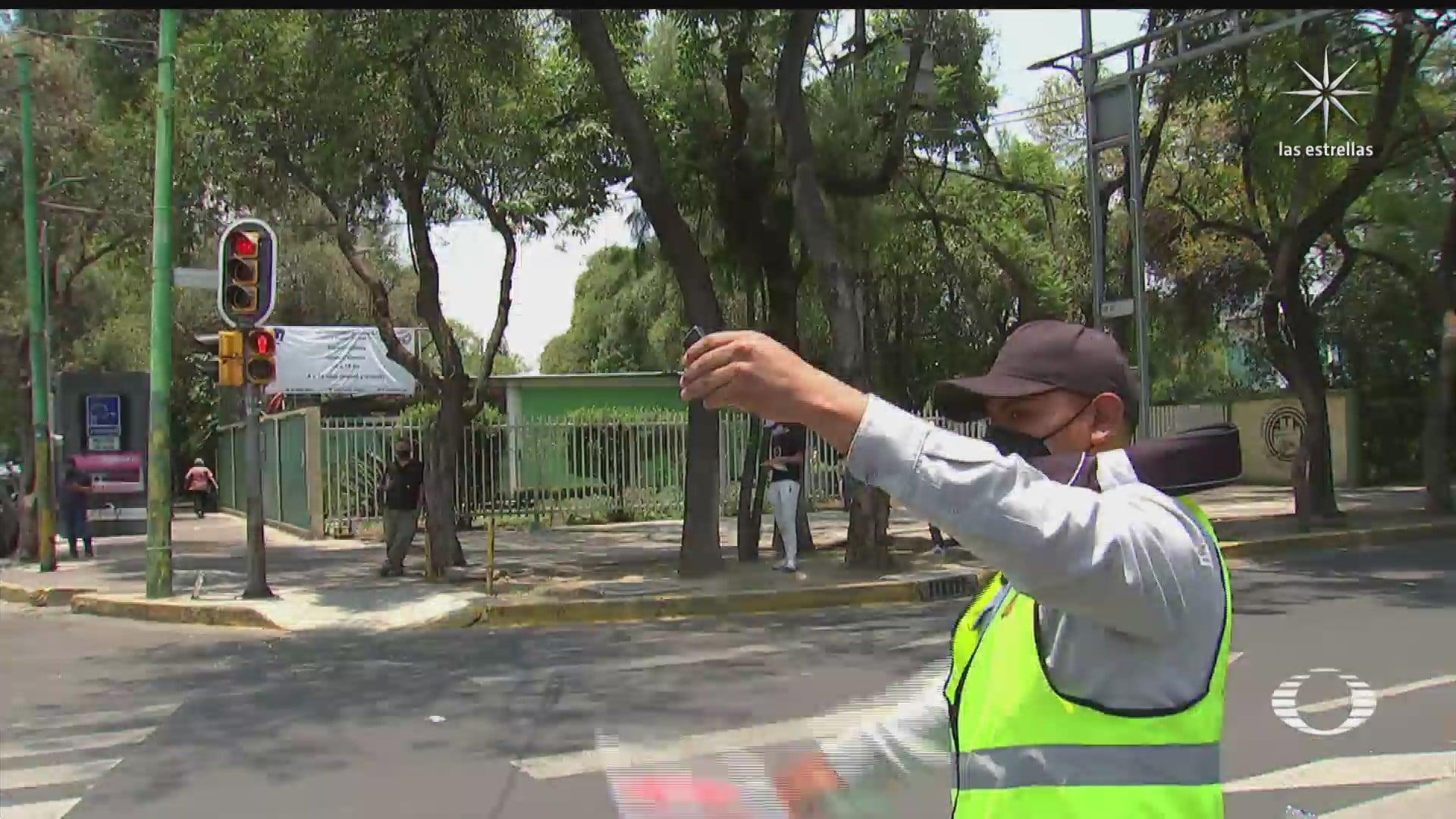 silbatos electronicos la alternativa para mantener a los policias a salvo de covid