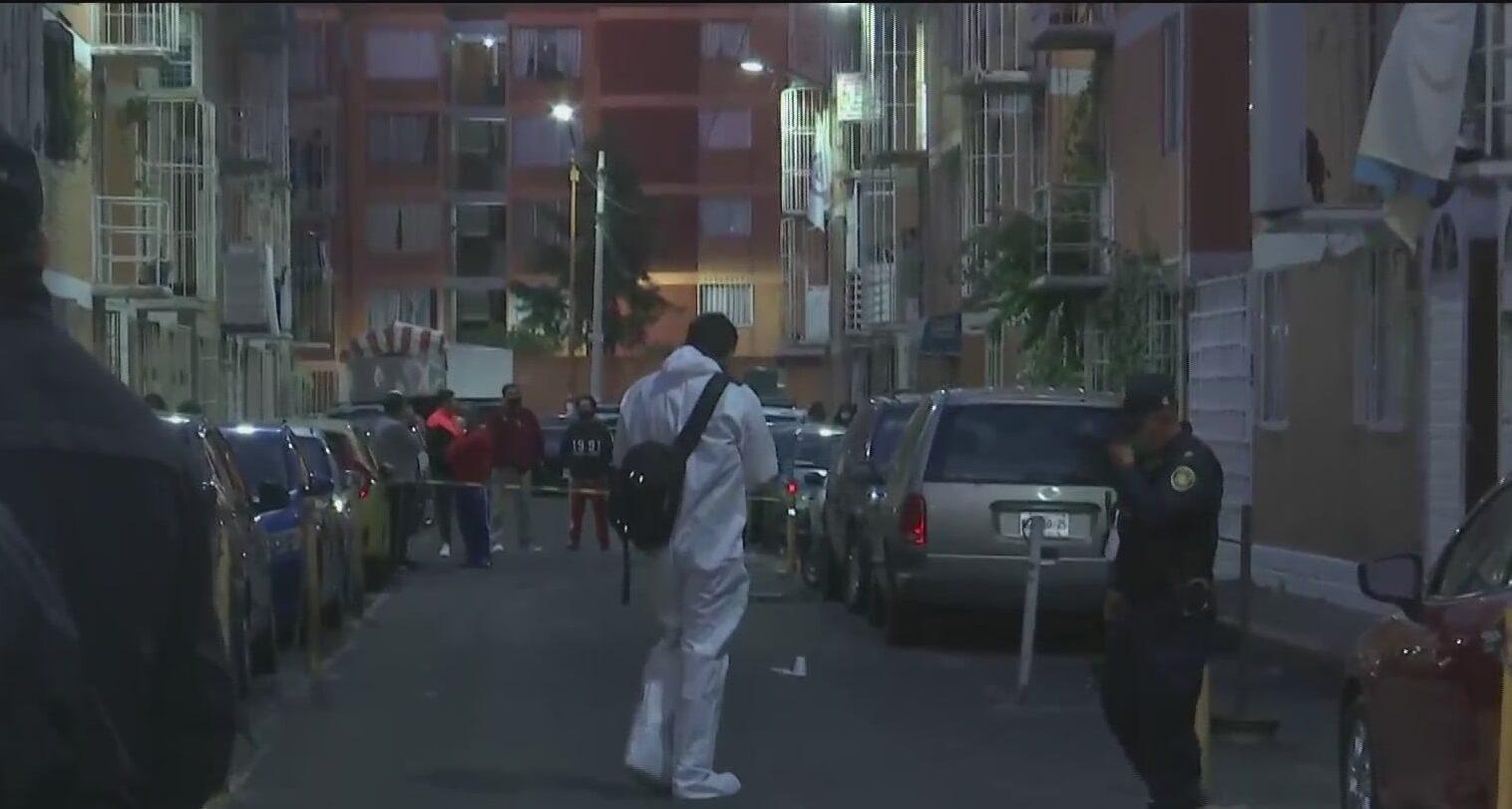Balacera deja dos muertos en la Gustavo A. Madero