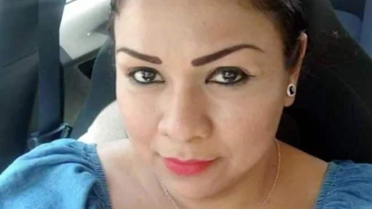 Por tierra y aire se busca a Tania Vargas, arrastrada por la corriente tras las lluvias en Juárez, NL