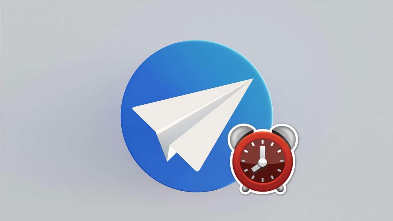 Telegram Cómo programar mensajes a una hora específica