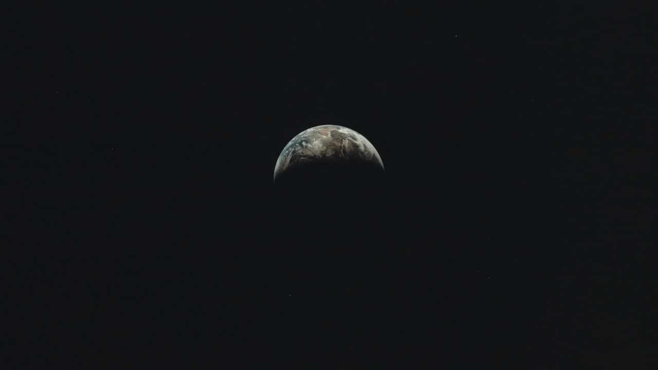 Vista del planeta Tierra (Getty Images)
