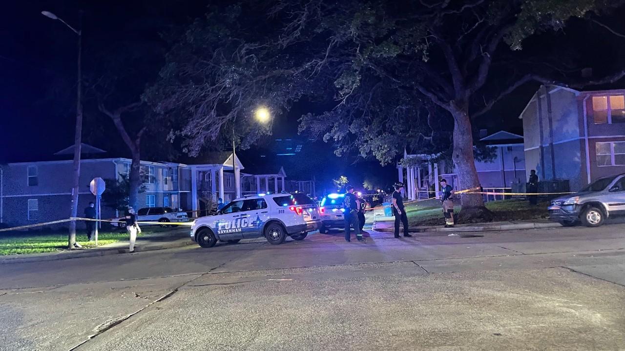 Tiroteo en Georgia deja un muerto y ocho heridos, entre ellos dos niños