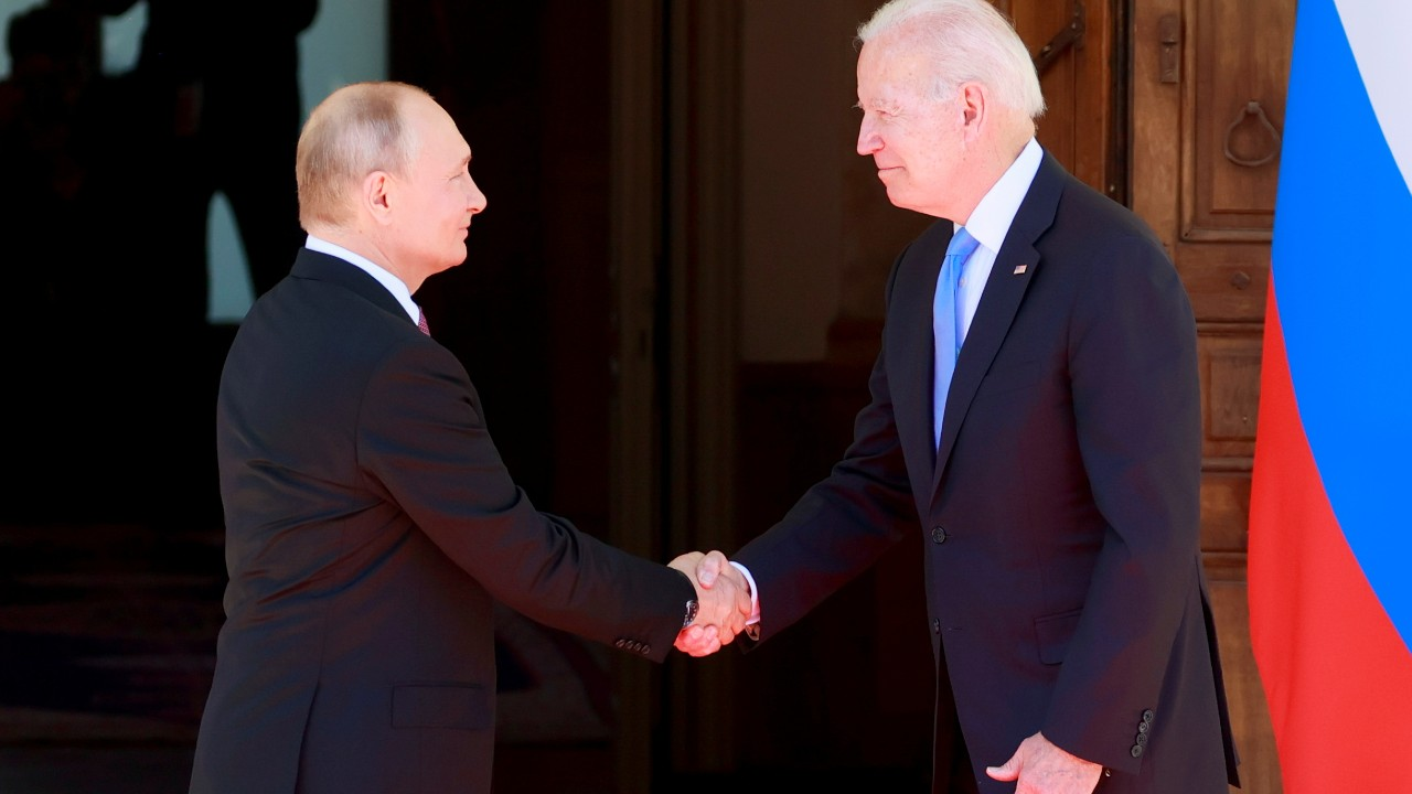 Tras cumbre Biden-Putin, Rusia se congratula que 'sentido común' retornara a EEUU