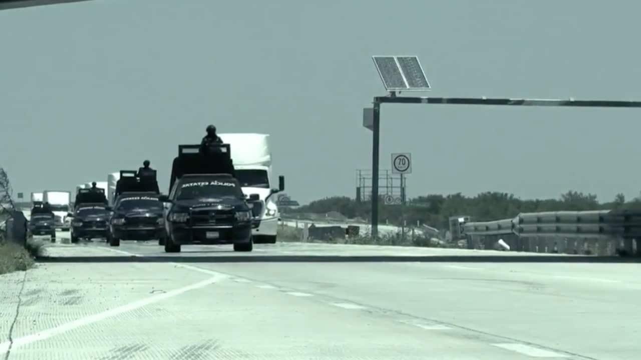 Tras denuncias de desapariciones, refuerzan la seguridad en la carretera Monterrey-Nuevo Laredo