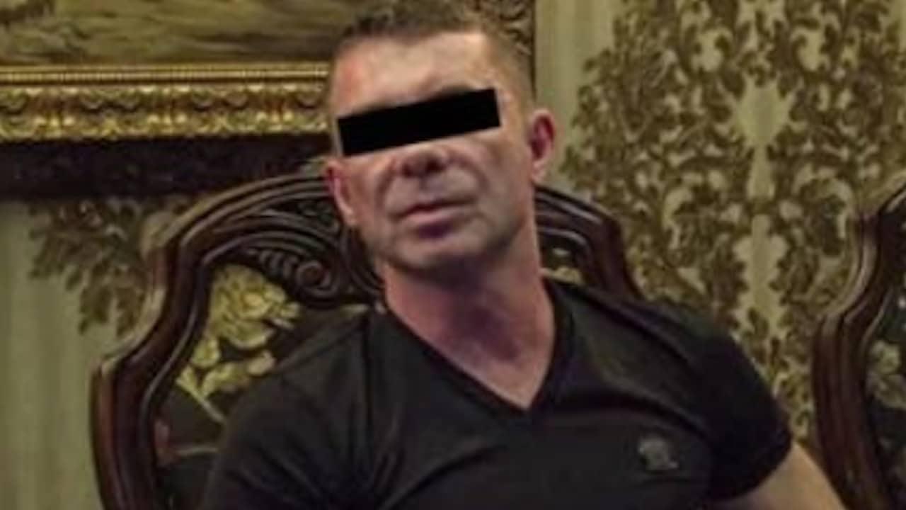 Florian Tudor, líder de la mafia rumana (Noticieros Televisa)