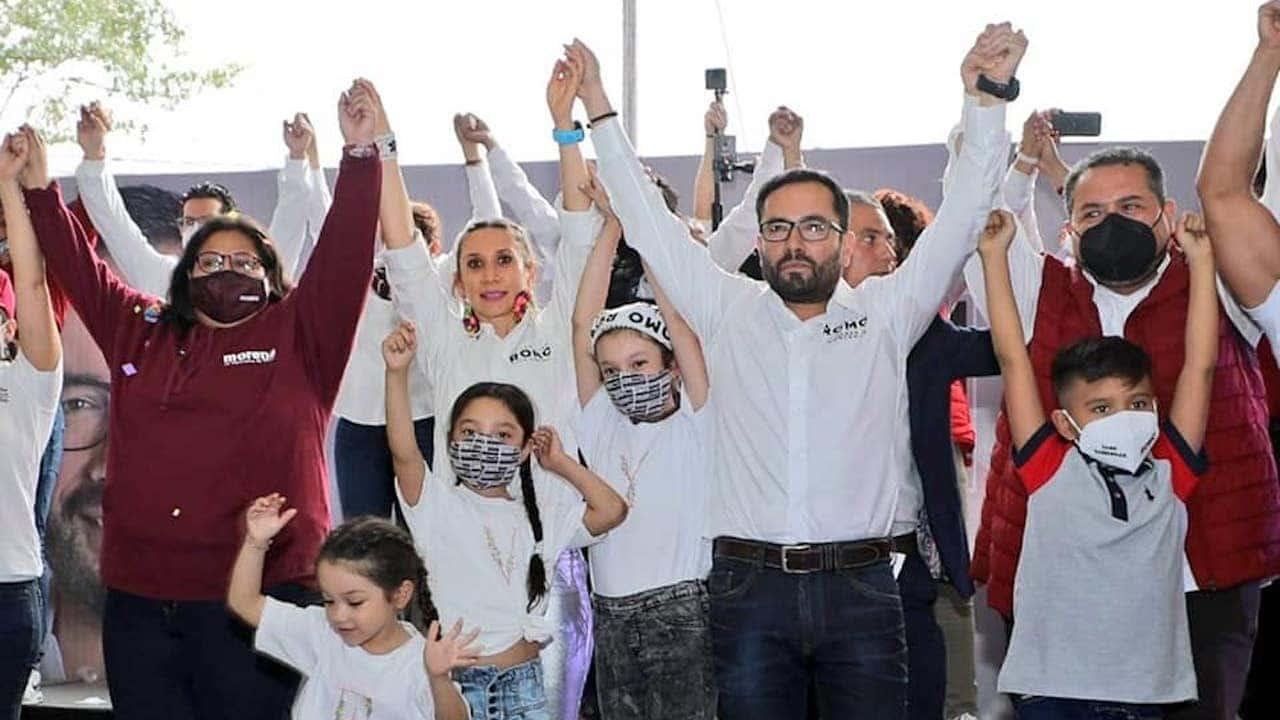 Víctor Hugo Romo Cierre Campaña