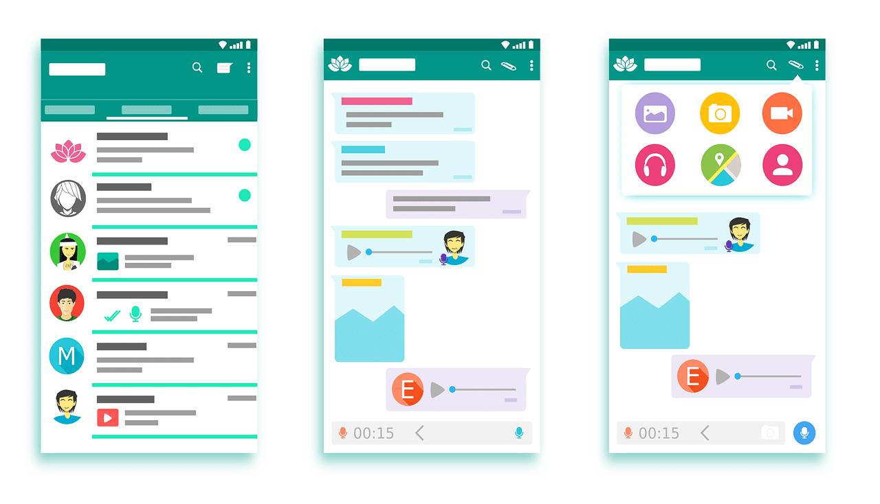 WhatsApp pasar historial de chats a otro número de teléfono