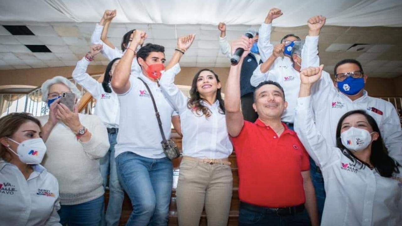 """Zudikey Rodríguez llama """"a cambiar el destino de Valle de Bravo"""" este 6 de junio"""