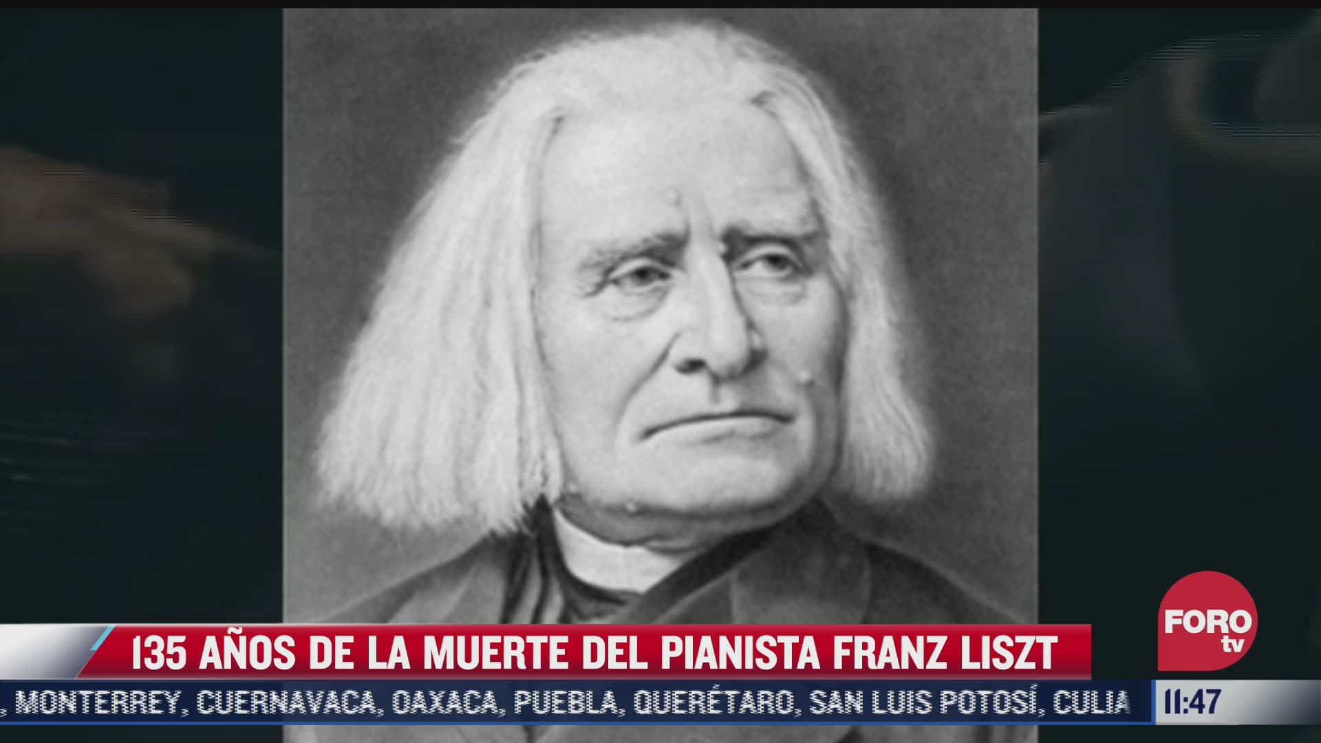 135 anos de la muerte del pianista franz liszt
