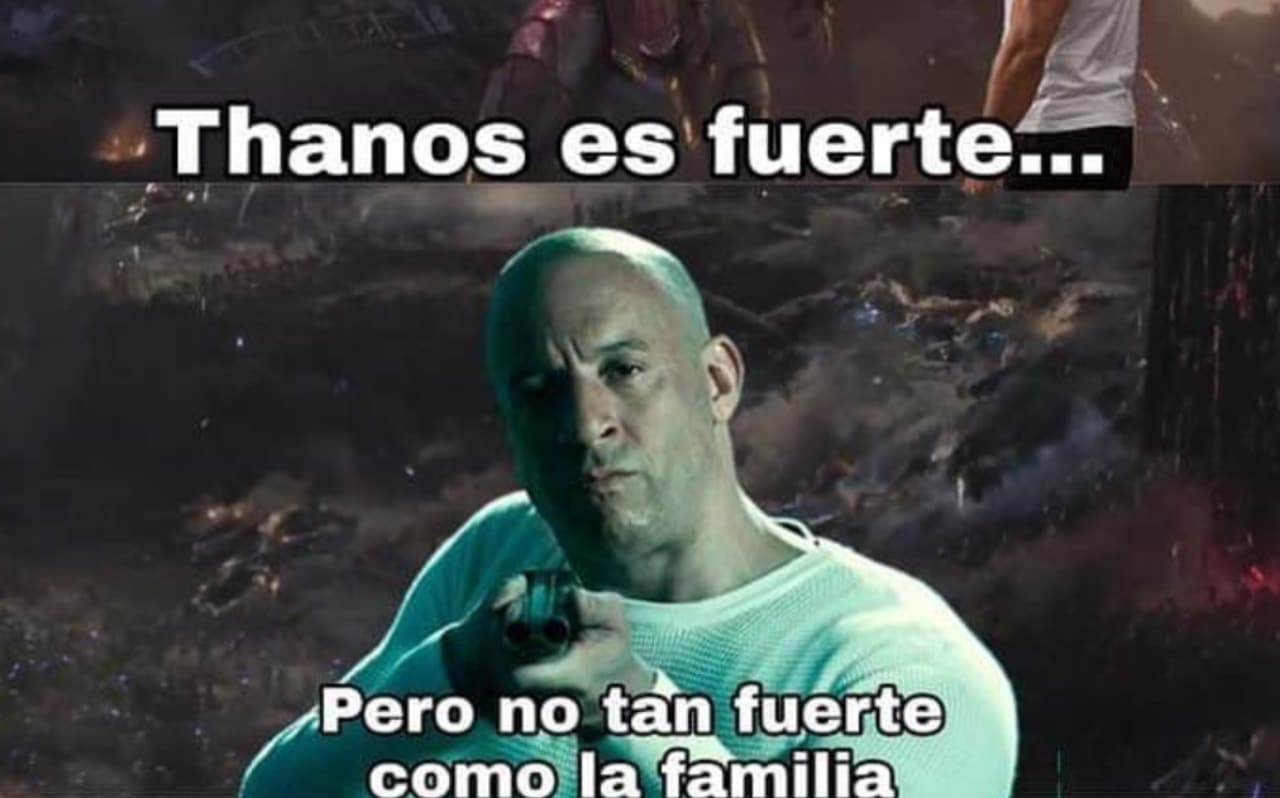 Rapidos y Furiosos 9: mejores memes de la familia de Toretto