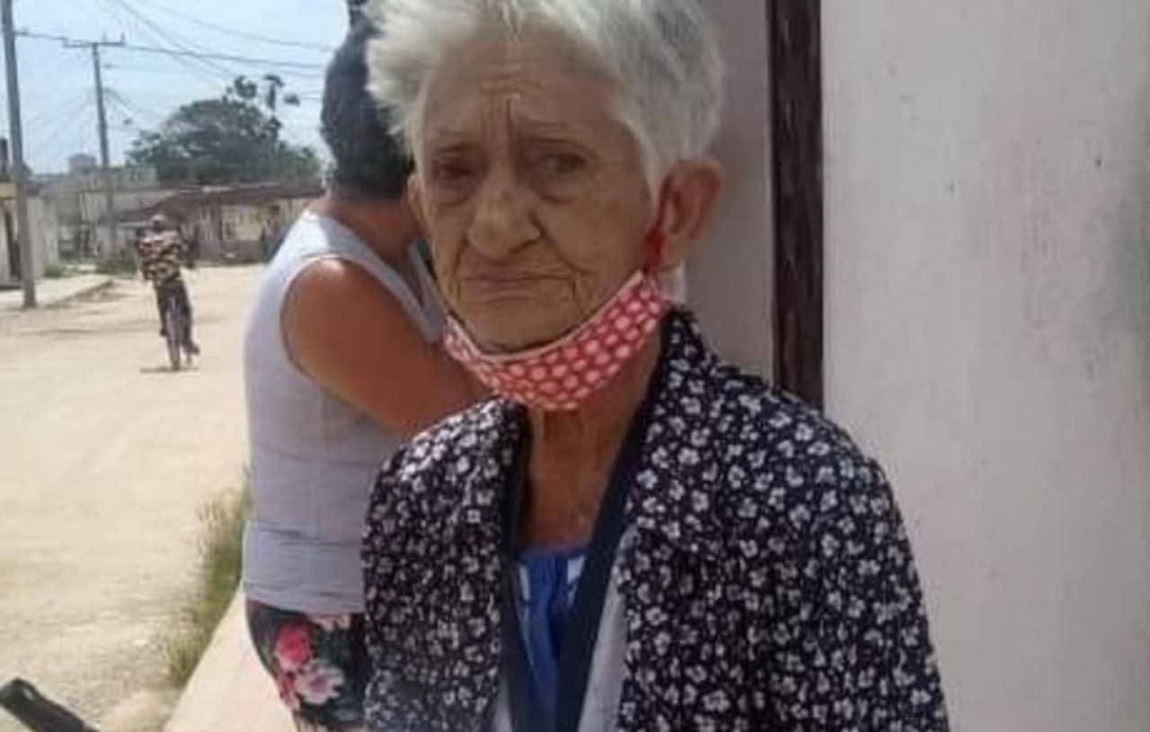 Cuba: Abuela explica por qué protesta en un video