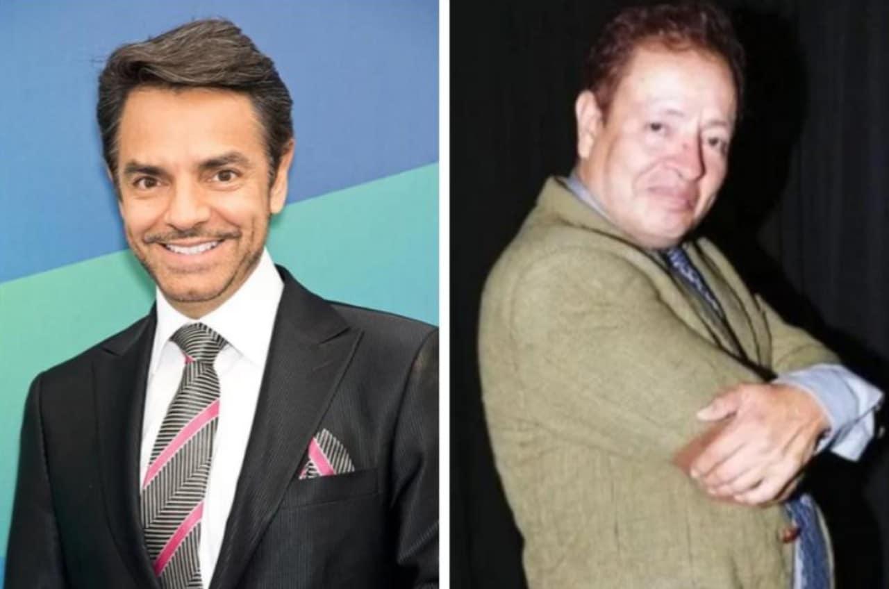 Eugenio Derbez responde sobre la salud de Sammy Pérez
