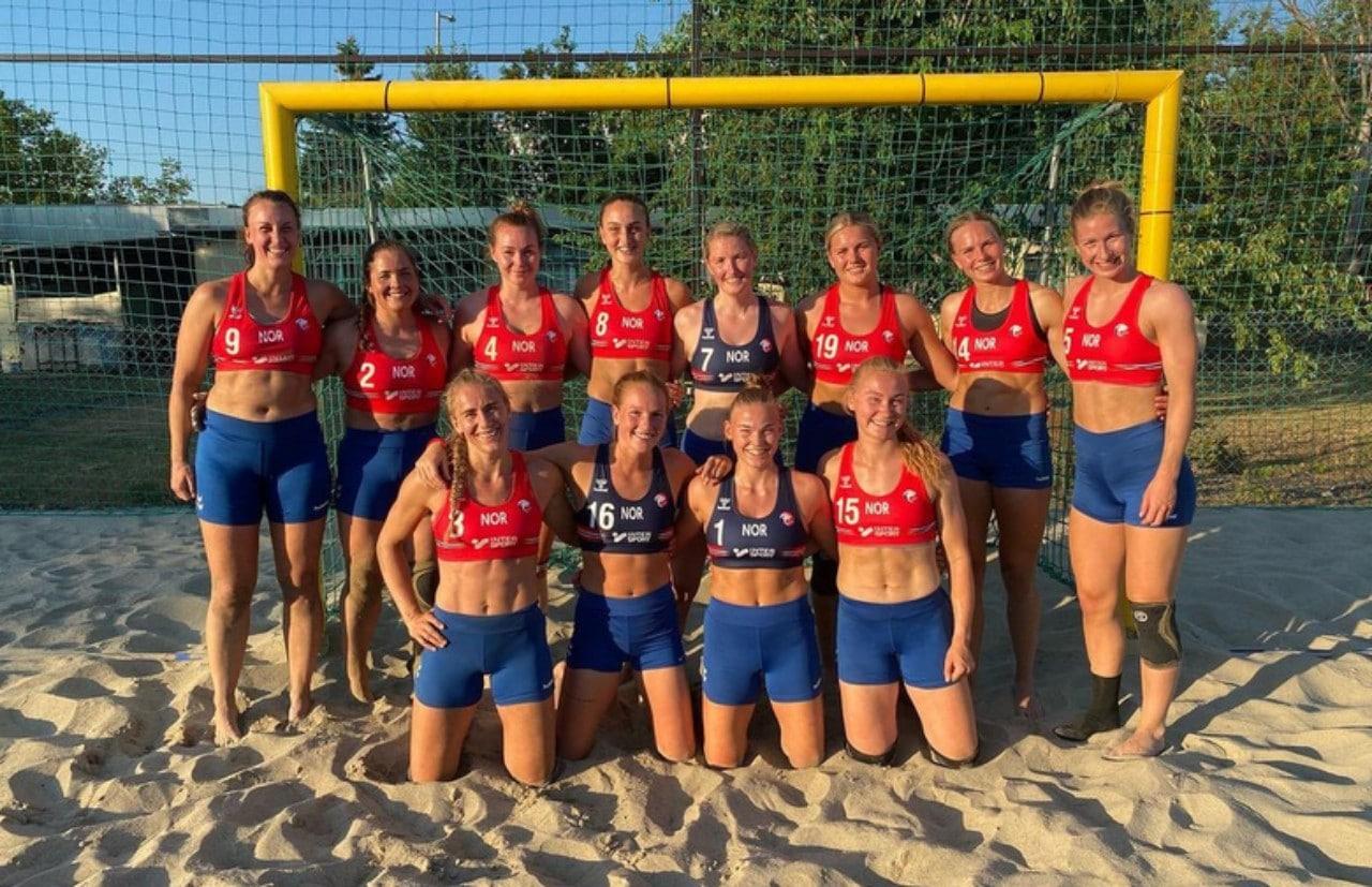 Multan a selección noruega de balonmano por no usar bikini