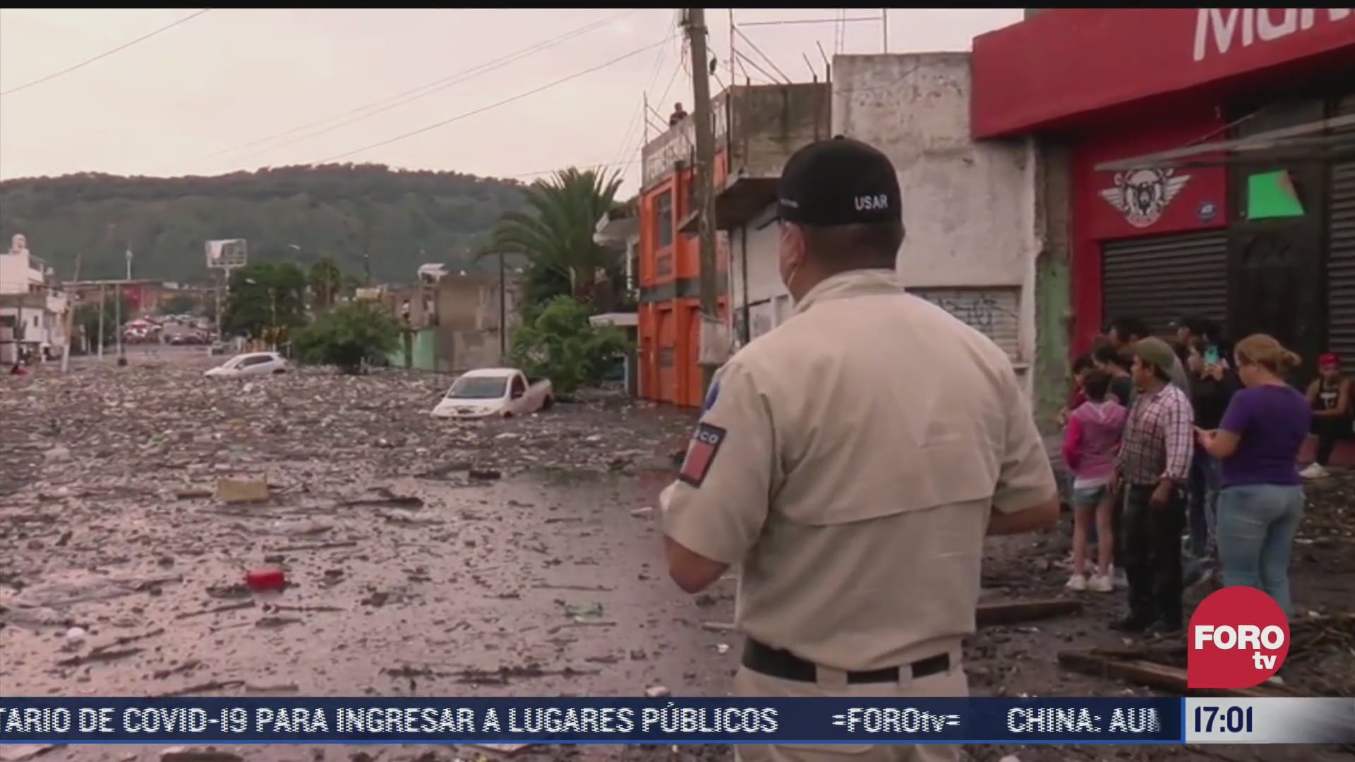 activan plan zapopan de emergencias tras deslave en jalisco