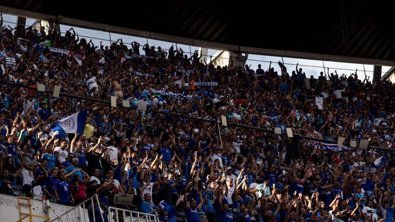 Aficionados del futbol en México (Cuartoscuro)