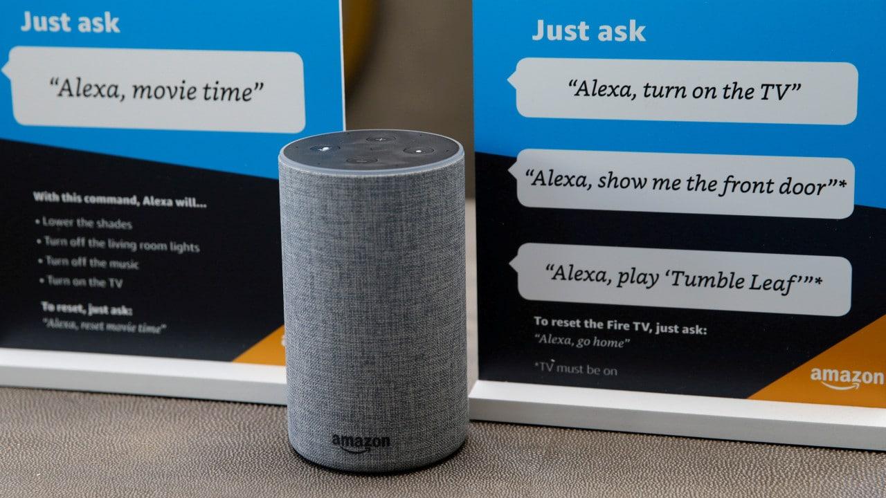 Alexa, Amazon, asistente virtual, aparatos
