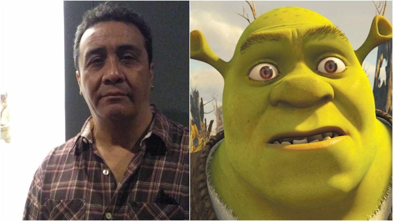 Alfonso Obregón Inclán Shrek Hospitalizado