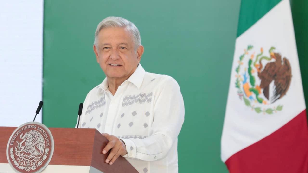 El presidente de México, Andrés Manuel López Obrador, 19 de julio de 2021 (lopezobrador.org)