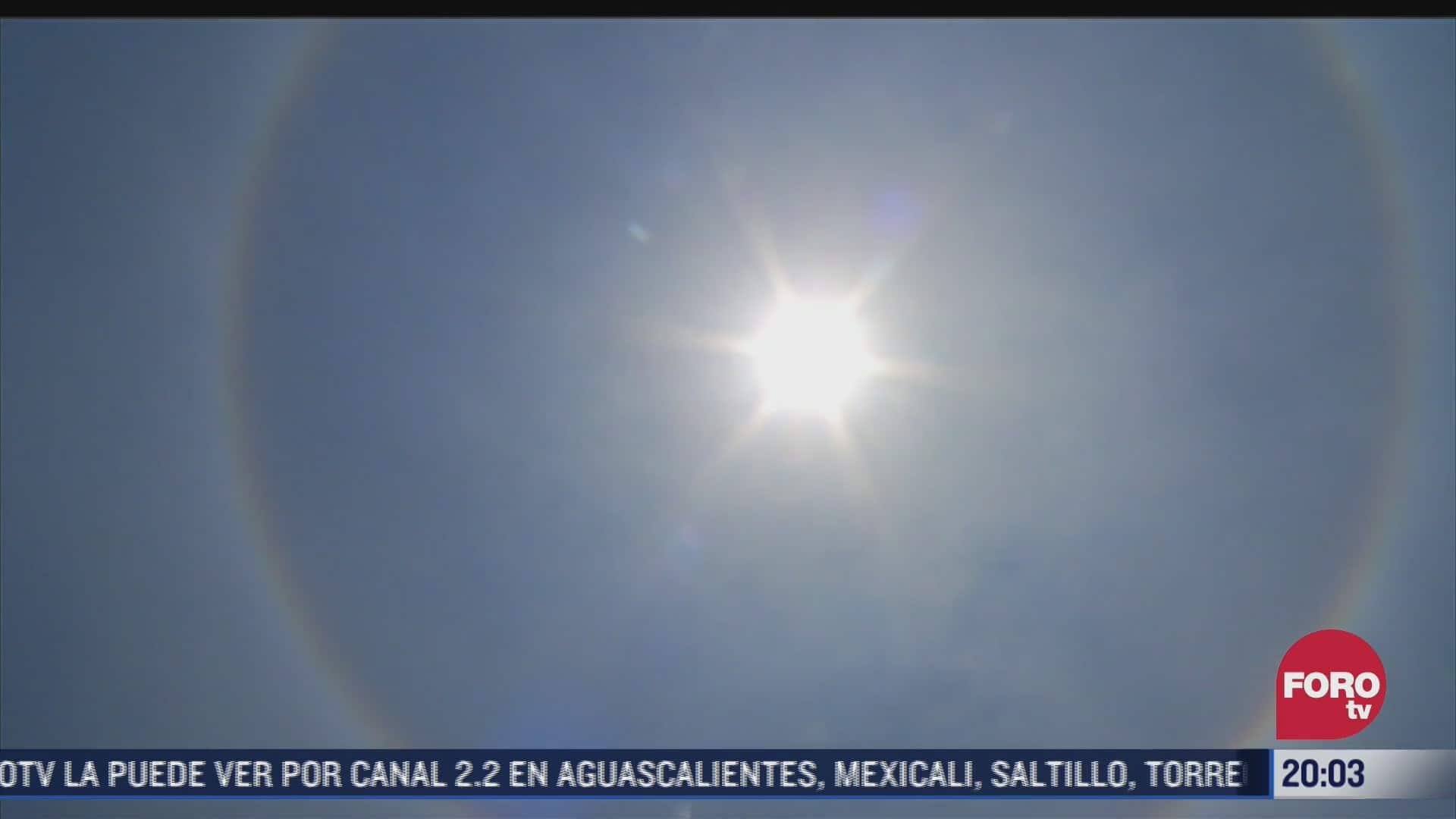 anillos solares en el valle de mexico y puebla causan supersticion