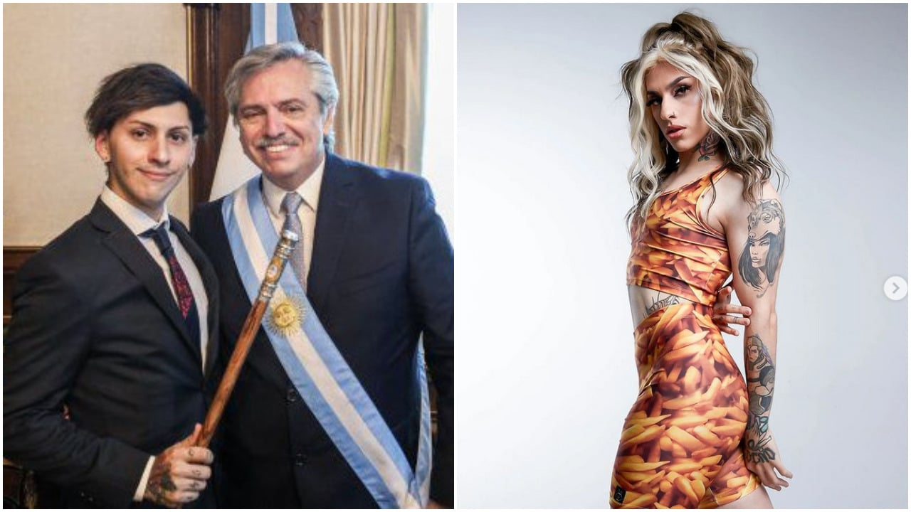 Dyhzy, Alberto Fernández, personas no binarias, Argentina, DNI